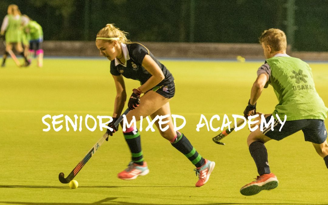 Senior Girls Academy Kicks Off