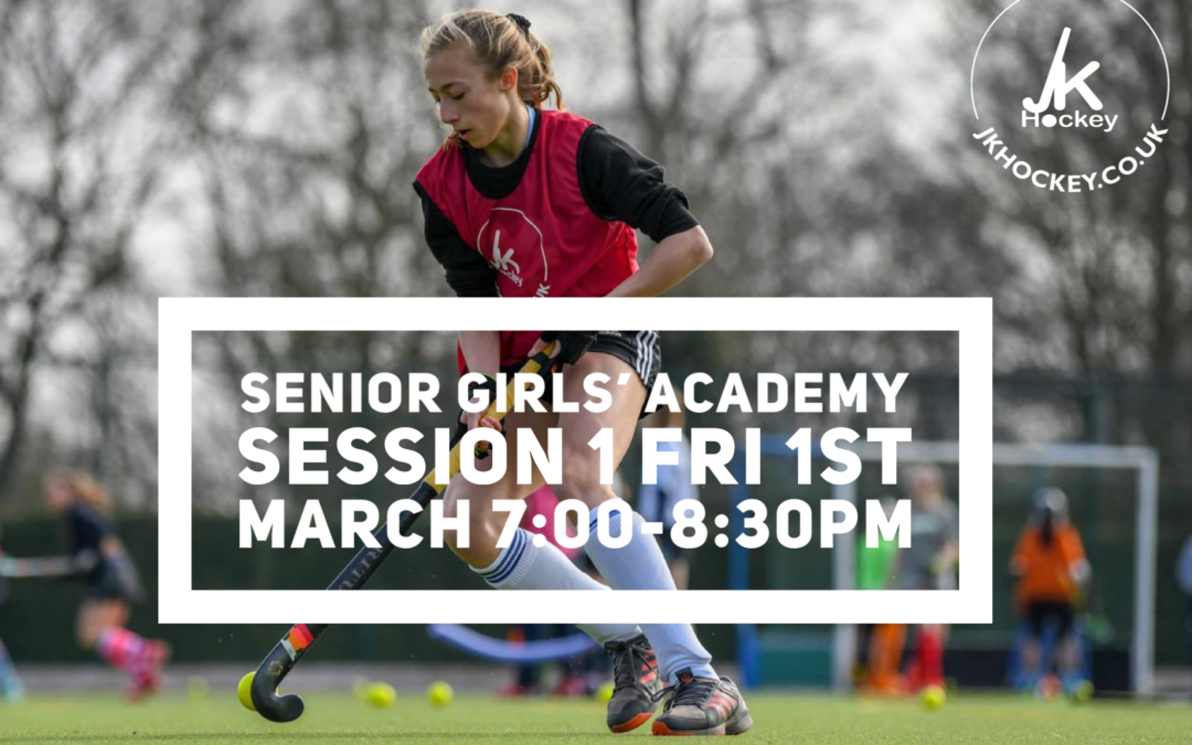 Senior Girls' Academy 2019 Kicks off on Friday night