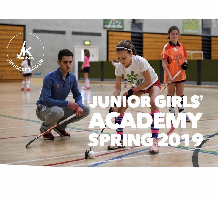 Junior Girls' Academy kicks start 2019