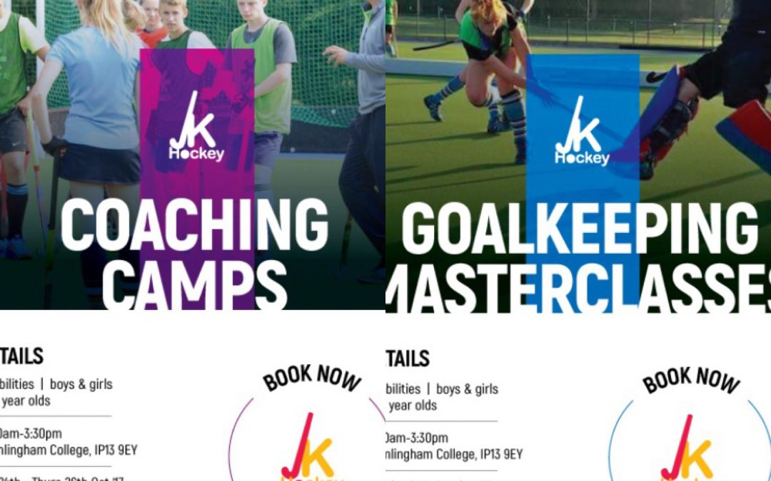 October half term courses