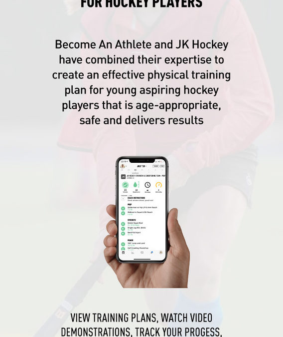 Hockey Specific Strength and Conditioning App from BAA