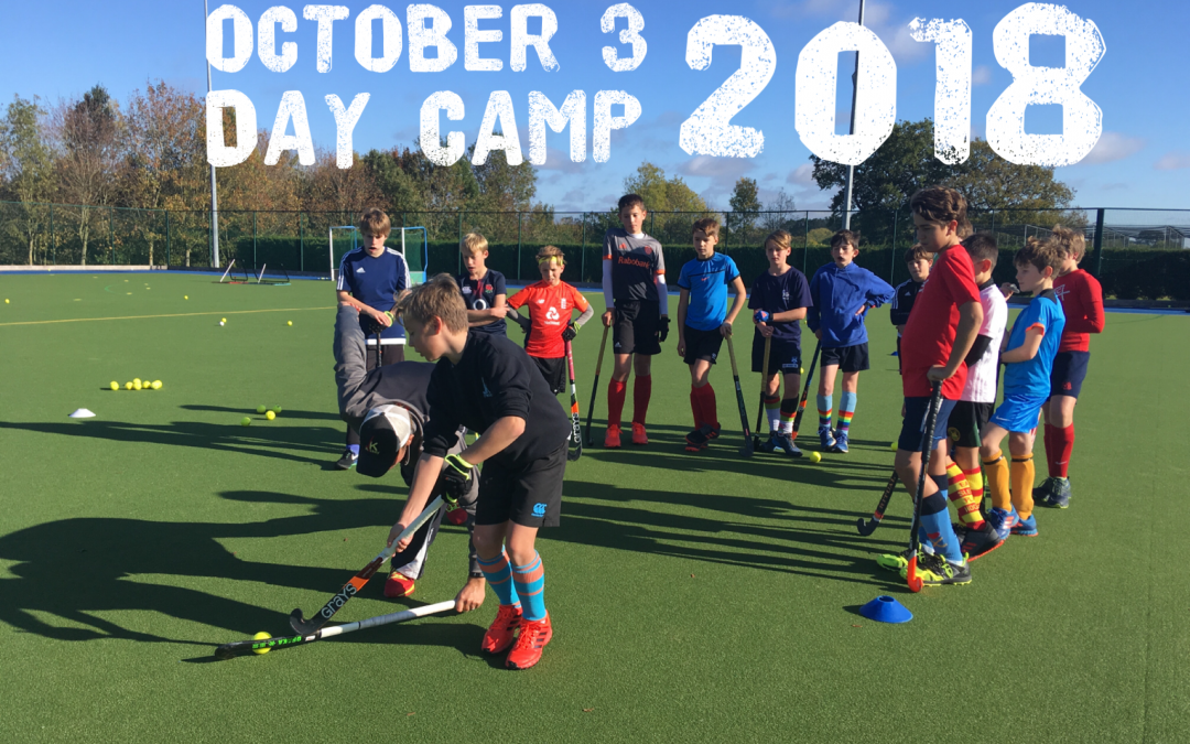 October 3 Day Camp