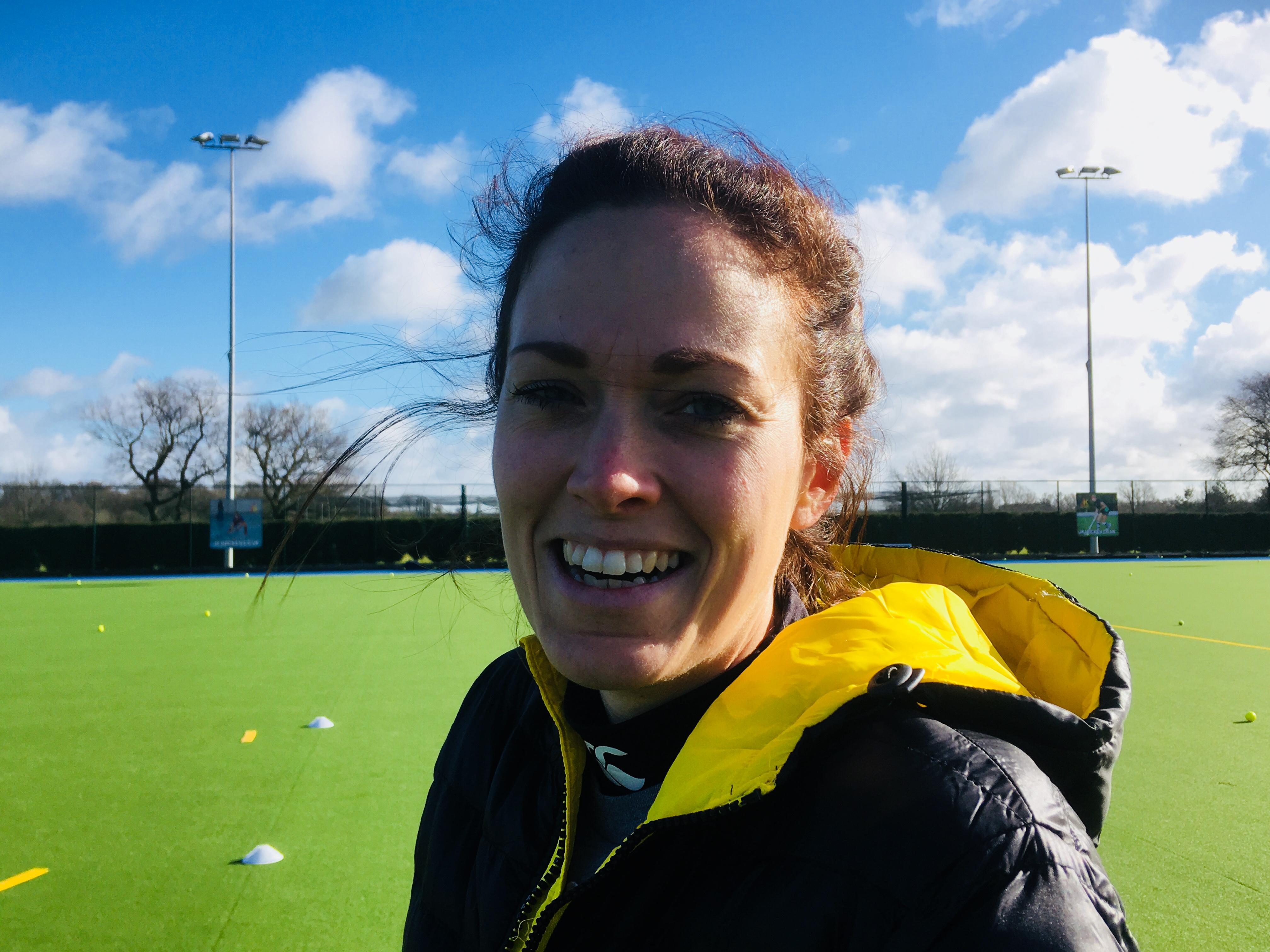 Lauren Mickleburgh